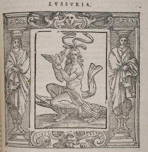 Figure 1. Cesare Ripa, Iconologia, 2 vols. (Siena, 1613), 2:15. Rare Book Division, Department of Rare Books and Special Collections, Princeton University Library.